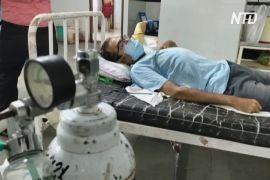 В Індії 12 днів поспіль виявляють понад 300 тисяч хворих на COVID-19 за добу