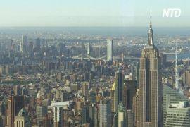 Знаменитому хмарочосові Емпайр-Стейт-Білдинг виповнилося 90 років