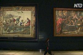 У лондонському музеї оновили галерею із шедеврами Рафаеля