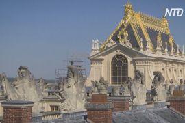 У Версалі завершили масштабну реконструкцію королівської каплиці