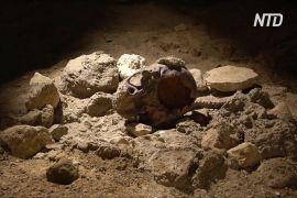 Останки дев'ятьох неандертальців знайшли в печері неподалік від Рима