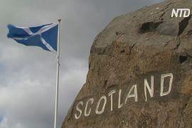 Шотландія на крок наблизилася до референдуму про незалежність від Великої Британії