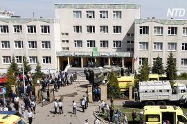 У Росії в одній зі шкіл сталася стрілянина: 9 загиблих