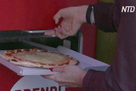 Італійська піца з торгового автомата: жителів Рима здивували нововведенням