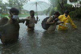 На Індію налетів циклон «Туактає»: щонайменше 16 загиблих