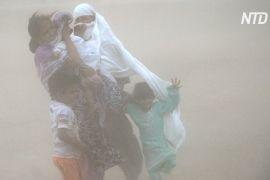 Карачі накрила пилова буря, є загиблі