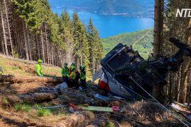 Аварія на канатній дорозі в Італії: 14 людей загинуло, одна дитина серйозно постраждала