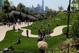 У Нью-Йорку з'явився новий парк із мальовничим краєвидом