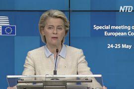 Лідери ЄС узгодили нові санкції щодо Білорусі