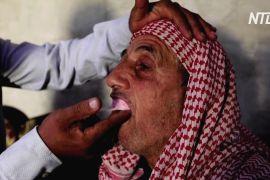 Дантист за пів ціни вставляє зуби сирійцям, які живуть у тимчасових таборах