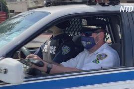 Що робить патруль поліції Нью-Йорка на вулицях Сан-Паулу