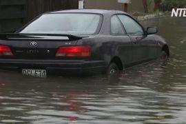 Сотні новозеландців евакуювалися через повені в Кентербері