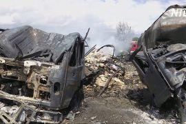 У Кабулі вибухнули бензовози — загинуло щонайменше 9 осіб