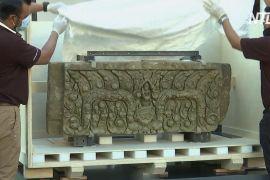 До Таїланду повернулися стародавні артефакти, викрадені в минулому столітті