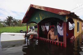 Рівень води у притоках Амазонки б'є 100-річні рекорди