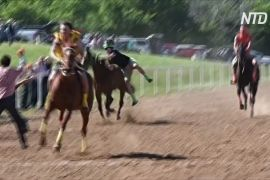 Кінські перегони без сідел: американські індіанці відроджують традиції предків