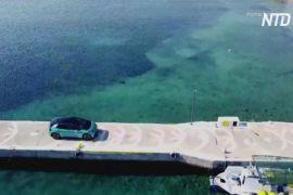Грецький острів замінить усі автомобілі на електричні