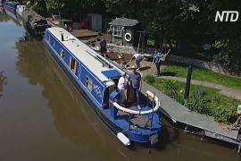Тисячі британців під час пандемії змінили квартири на човни