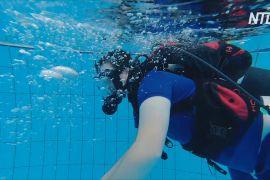 В Австралії підводне плавання допомагає аутистам позбутися замкнутості