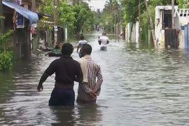 Повені та зсуви на Шрі-Ланці: понад 10 загиблих
