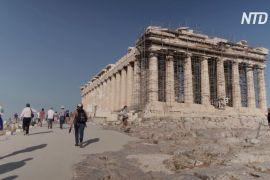 В Акрополі проклали нові доріжки для людей з інвалідністю