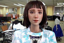 У Гонконзі розробляють робота-медсестру, схожу на героїню аніме