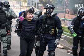 Новий звіт Великої Британії: КНР урізує свободи Гонконгу