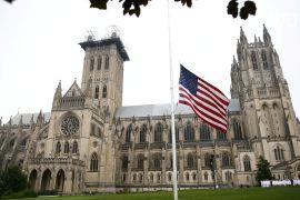 Сумна межа: Вашингтонський собор ударив у дзвони на згадку про померлих від коронавірусу