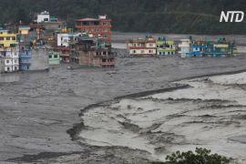 Раптові повені в Непалі: семеро зниклих безвісти