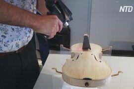 Чи може штучний інтелект створити ідеальну скрипку?