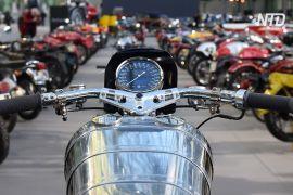 Виставка Motor Bike Expo у Вероні зібрала тисячі байкерів з усієї Італії