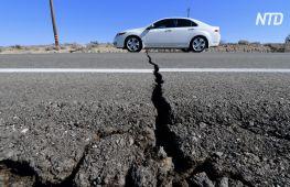 Землетрус у Перу: підземні поштовхи в прямому ефірі