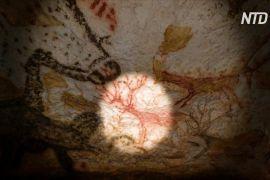 Віртуальна екскурсія: печера Ласко у Франції знову доступна для туристів
