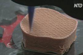 Іспанський стартап робить стейки із замінника м'яса за допомогою 3D-принтера