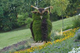 У Києві відкрилася виставка квітів «Планета диких тварин»