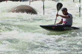 Німецький чемпіон із веслувального слалому готується до своєї третьої Олімпіади