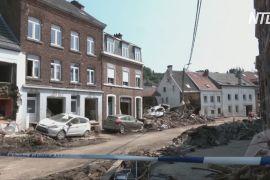 «У мене був нервовий зрив»: бельгійці оплакують жертв повені