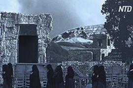 Опера на високотехнологічному тлі: амфітеатр у Вероні прикрасили 3D-декорації