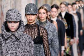 Тиждень моди в Парижі: перший післякарантинний показ Christian Dior