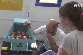 Грузинський стартап робить USB-кабелі з кришок від пляшок
