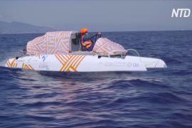 У Монако проходить регата на екологічних човнах