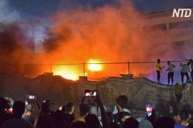Пожежа в лікарні Іраку: щонайменше 50 загиблих