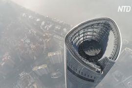 Побачити Шанхай із висоти пташиного польоту: у хмарочосі відкрили готель