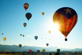 Фестиваль повітряних куль пройшов у Нью-Джерсі