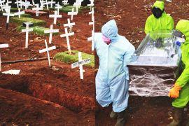 В Індонезії — рекордна кількість смертей від COVID-19 за добу