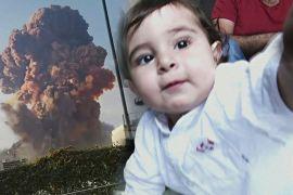 Народився під час вибуху в Бейруті: хлопчик Джордж святкує перший день народження