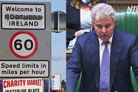 Велика Британія вимагає від ЄС нового договору про торгівлю в Північній Ірландії