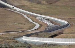 Туреччина будує стіну на кордоні з Іраном