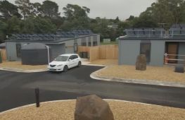 Лише сонце: «економні» будинки з'явилися в Австралії