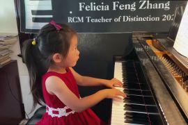 Вундеркінд: 4-річна піаністка готується підкорити світові сцени